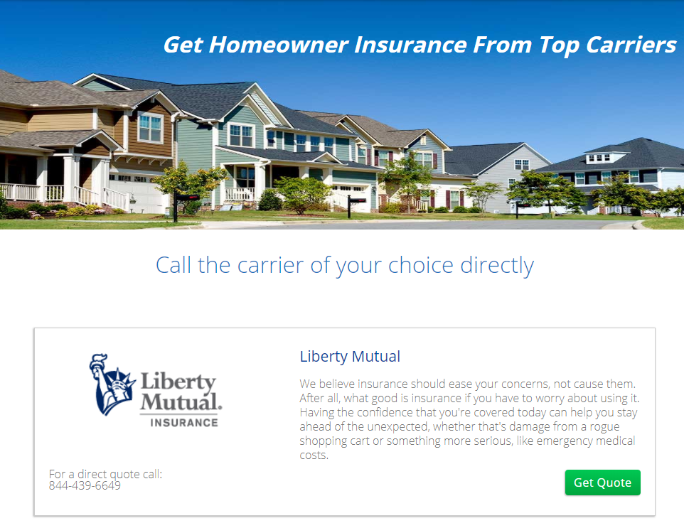 Auto Insurance Quotes, Home/Renters Insurance Quotes, and ...